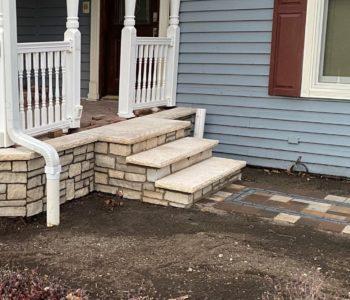 Constructing Proper Stone Stairs, Stone Walkways