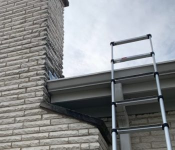 Chimney Inspection Safety